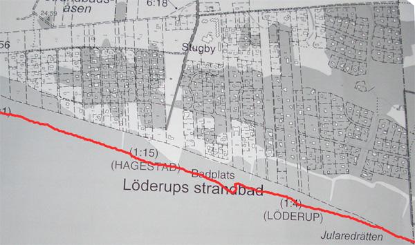 Loderups Strandbad Samfalligheten Villaagarforeningen